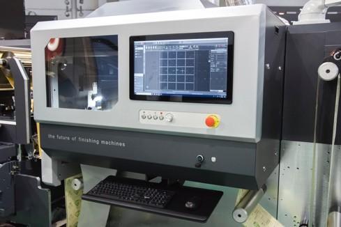 Grafotronic intégration module laser Lasersharp