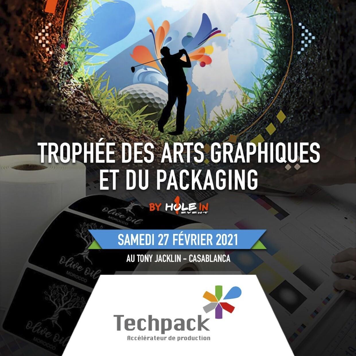 Trophée arts graphiques et du packaging le 27 Février 2021
